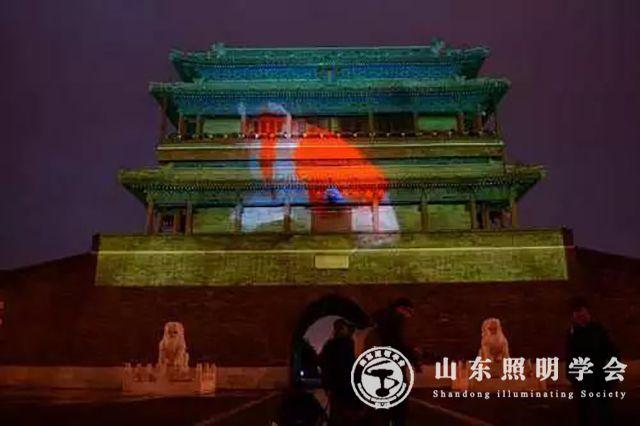 山东照明学会 2018迎国庆,全国各地灯光秀集锦